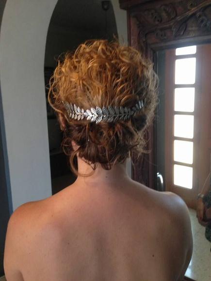 Peinados: Servicios de Peluquería Onda's Sirlena