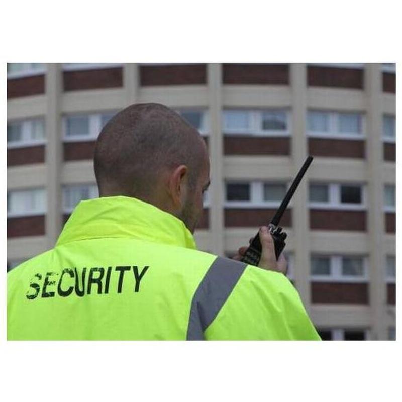 Renovación del permiso de seguridad privada: Servicios de Medipsico, S.L.