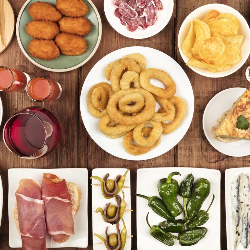 Tapas caseras: Carta de Restaurante Ca Javi