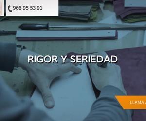 Fabricantes de bolsos de piel en Alicante | Innomodels, S.L.