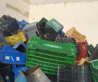 Chatarra Industrial: Productos de Reciclaje Rovaliv Quart de Poblet