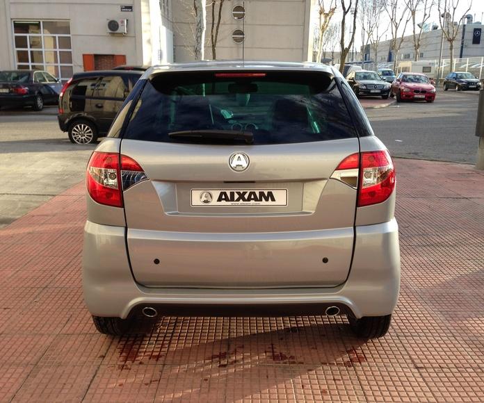 AIXAM Coupé Premium: Servicios de Gesercar