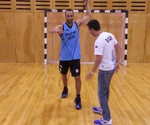 Readaptación físico-deportiva