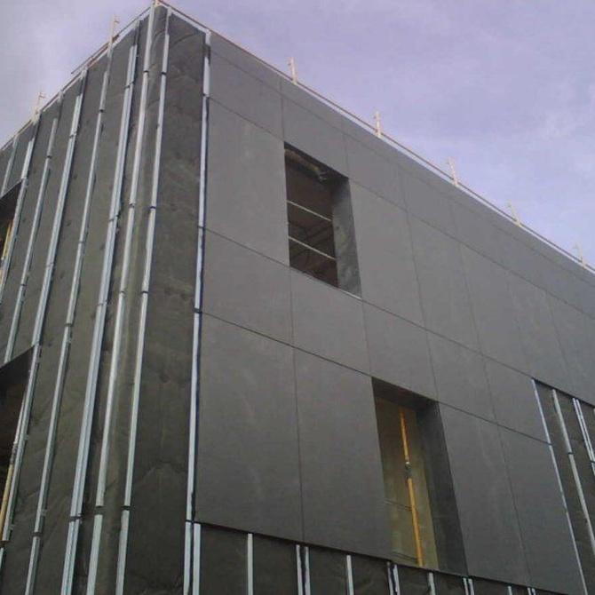 ¿Sabes qué es una fachada ventilada?