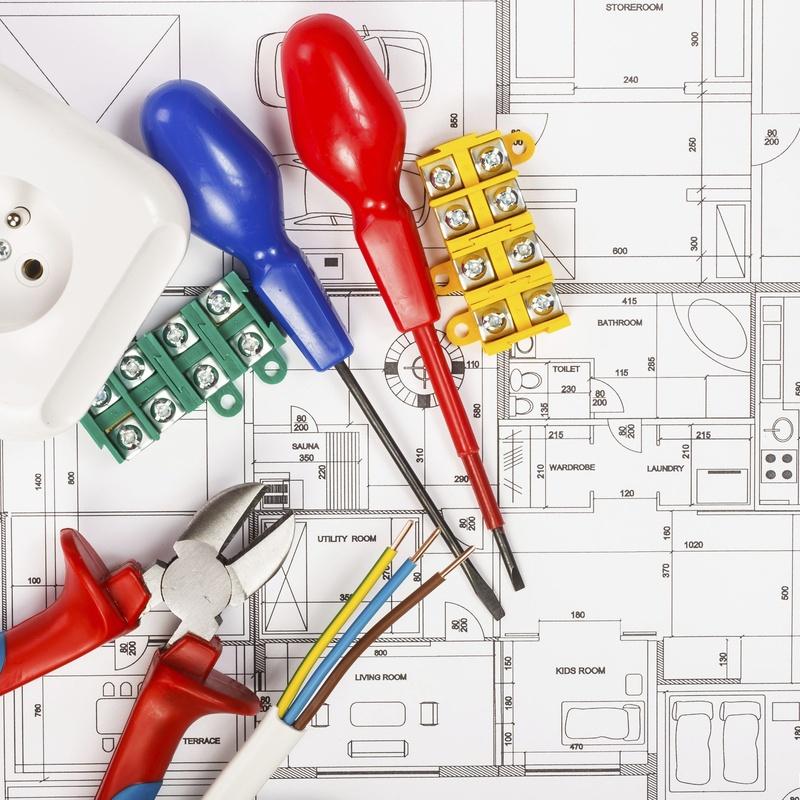 Electricidad: Servicios de Armonía Ábaco Construcciones y Servicios