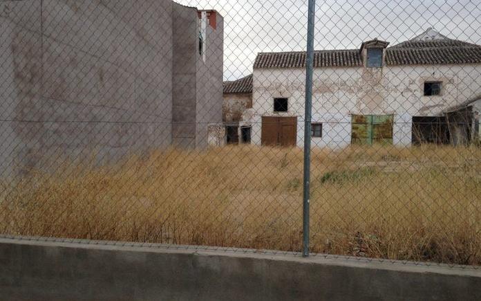 Venta de solar en calle Colón: Inmuebles Urbanos de ANTONIO ARAGONÉS DÍAZ PAVÓN