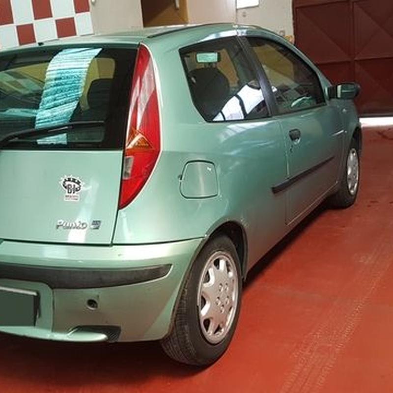 Fiat punto 1. 9d: Nuestros vehículos de Multimarca Autos RM