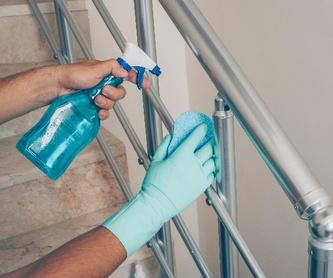 Limpieza industrial y para grandes empresas: Servicios de Colim Limpiezas
