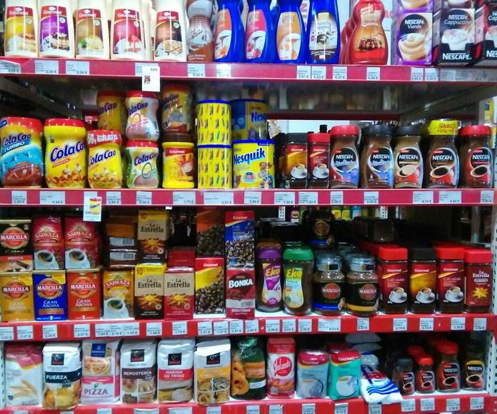 Cafés e infusiones: Productos de Cash Tomelloso
