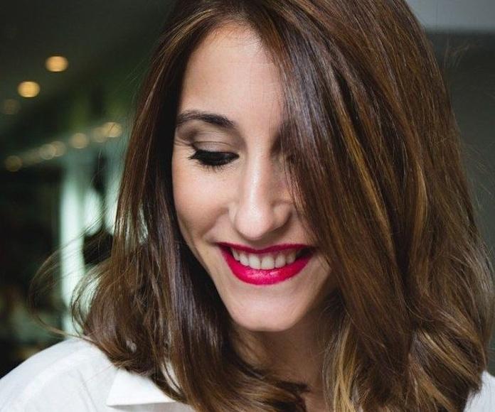 Raquel Falomir, actriz y blogger en Somenthing in the Way. Llongueras Mirasierra.