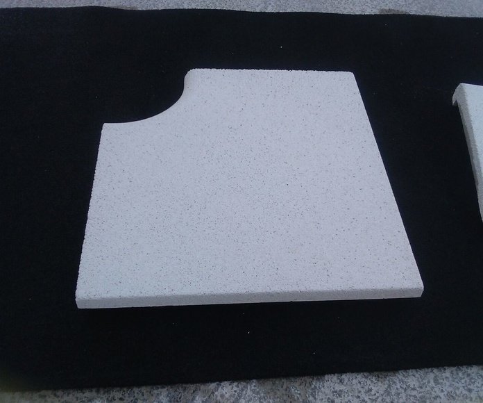 Esquina curva tipo gancho 70 x 50 : Productos y Servicios de Bordes de Piscinas J. Antonio Alonso