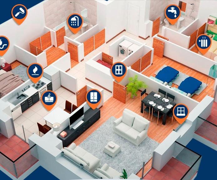 reforma de pisos Gijon
