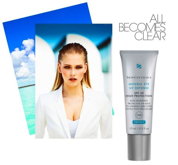 Mineral Eye UV Defense SPF 30 de Skinceuticals