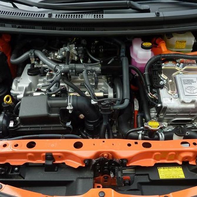 La batería del coche