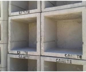 Bloques prefabricados de hormigón en Sevilla