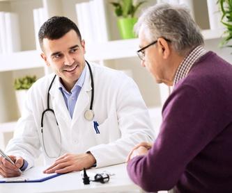 Enfermedades reumáticas: Especialidades de Dr. Torre Alonso, Reumatólogo
