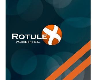 Vallas y cartelería : Nuestros servicios    de Rotulex