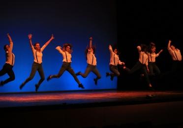 Preparación examenes de Danza Moderna por ACADE