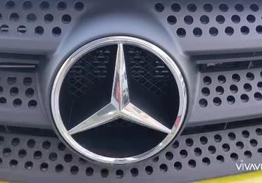 Reparación y pintura Mercedes