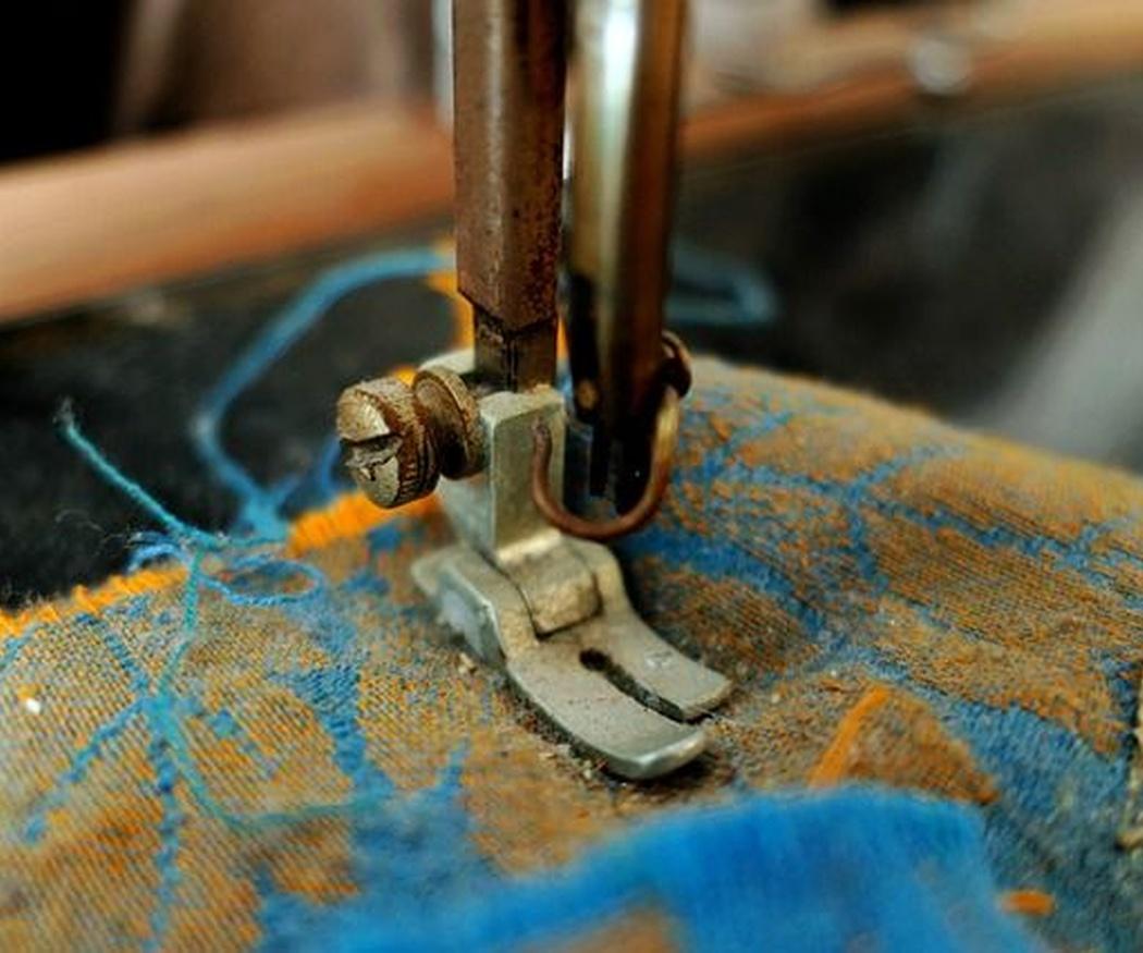 ¿Sabes que con tu máquina de coser puedes mejorar el planeta?