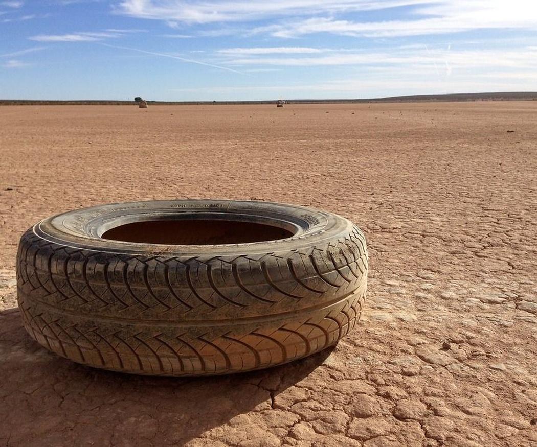 Cómo es el reciclado de neumáticos