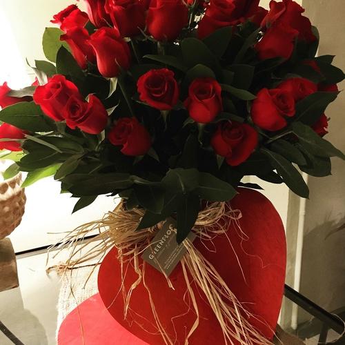Rosas de San V@lentin.