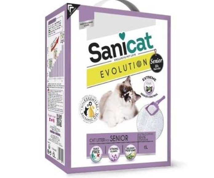 Sanicat Evolution Senior