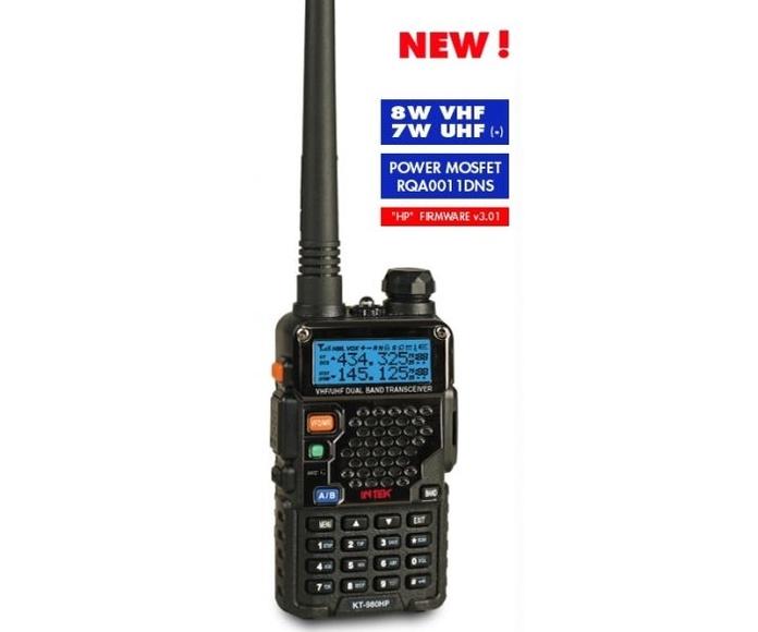 INTEK KT-980HP: Catálogo de Olanni Electronics