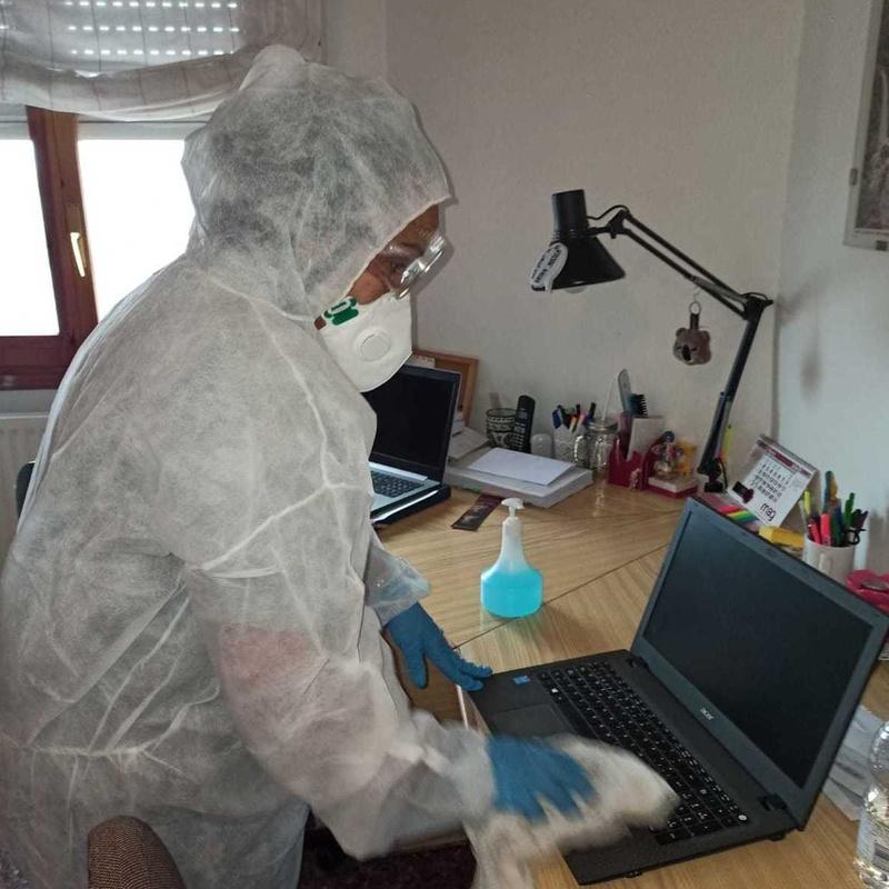 Desinfección preventiva Covid-19 para empresas: Servicios de Limpiezas Punta Cana
