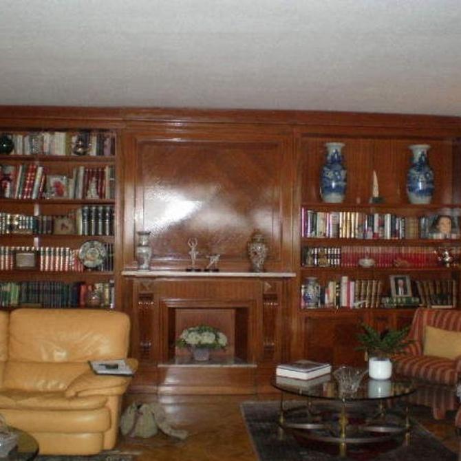 Trucos para tener los muebles de madera siempre brillantes