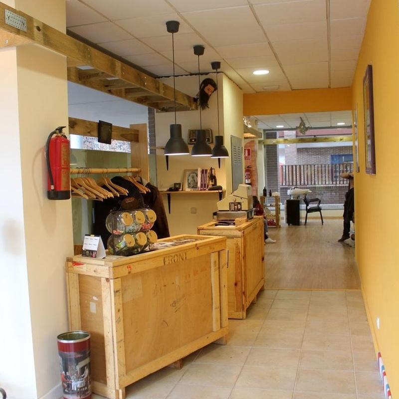 Barbería: Servicios de Iván Vega Barber Shop