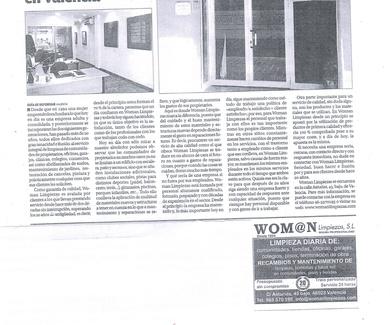 20 Aniversario de Woman Limpiezas