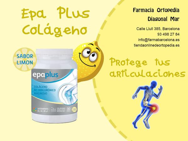 Epa Plus Colágeno limón