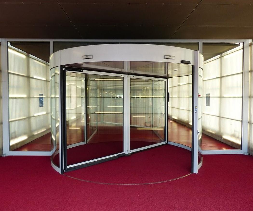 Historia de las puertas automáticas