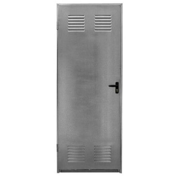 Puerta trastero ventilada