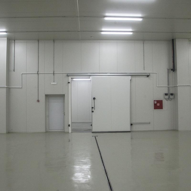 Cámaras frigoríficas: Servicios de Sirclim
