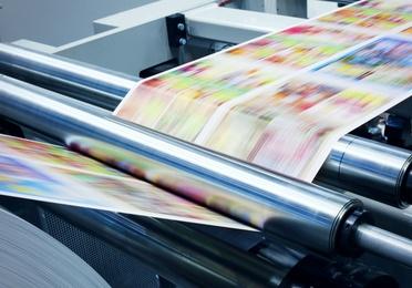 Impresión Offset - Imprenta