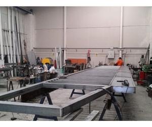 Fabricación de estructuras metálicas en Valencia