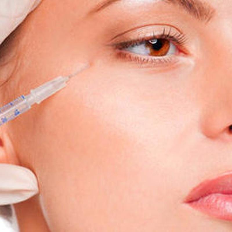 Mesoterapia facial con colágeno: Tratamientos y cosméticos de Etherma