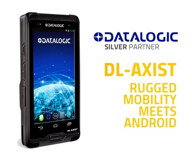 New Datalogic DL-Axist™ Android IP67
