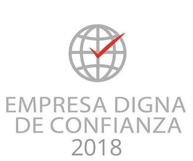 Sonia Atanes reconocida como EMPRESA DIGNA DE CONFIANZA