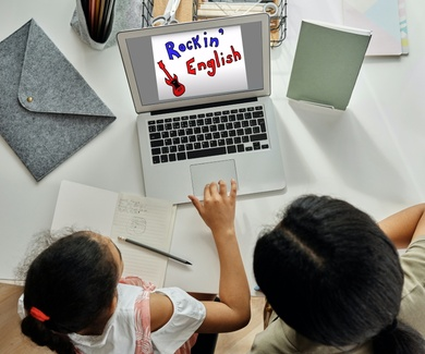English lessons that rock!