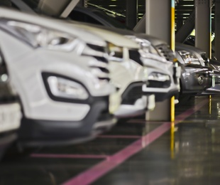 Alquiler plazas de garaje coches