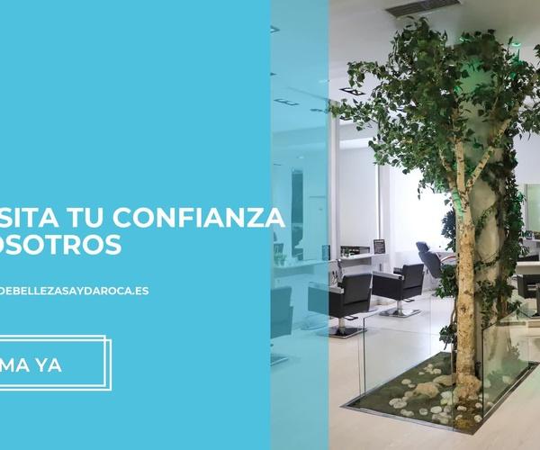 Peluquería ecológica en Madrid
