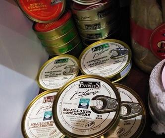 Dulces: Productos y Servicios de Degustos Charcuteria Tradicional