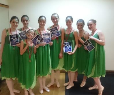 """Campeonato de danza """"Vive tu Sueño"""""""
