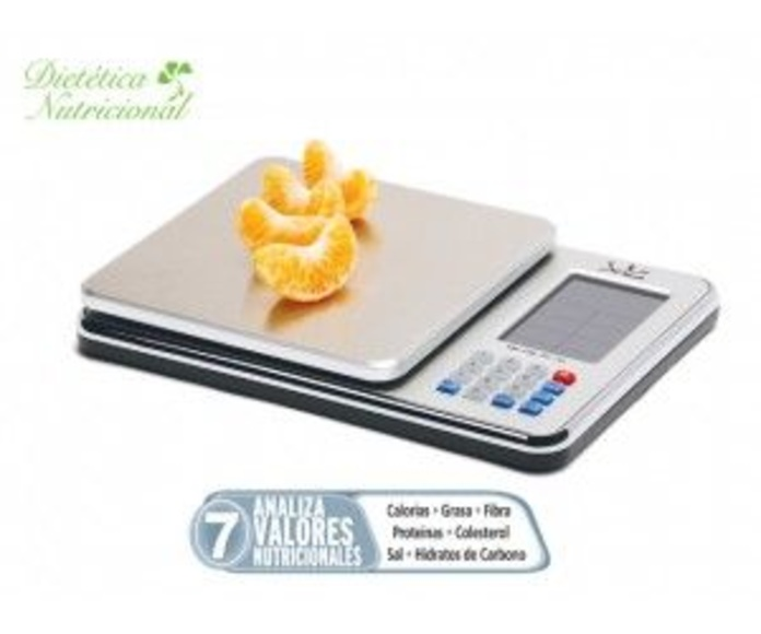 Balanza electrónica dietética nutricional : Catálogo de Probas