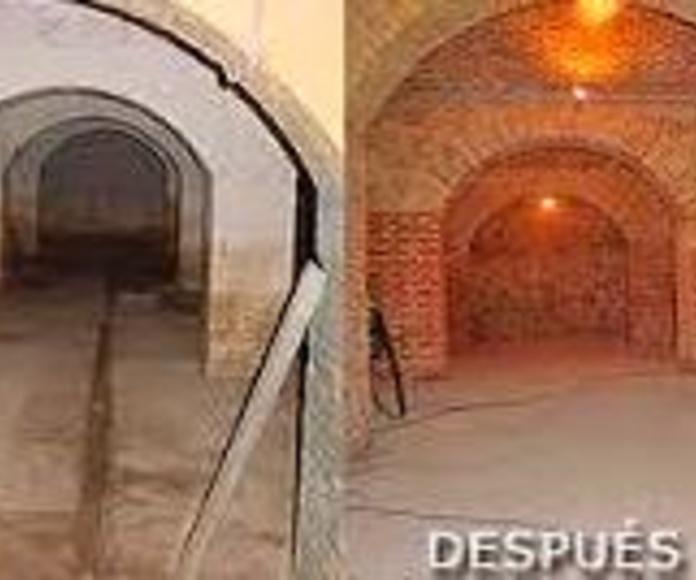 ¿Cómo secar las paredes en un lugar con poca ventilación? Equipos de secado y deshumificadores.