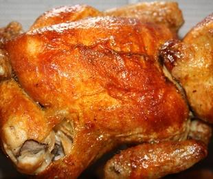 Especialidad en pollos asados