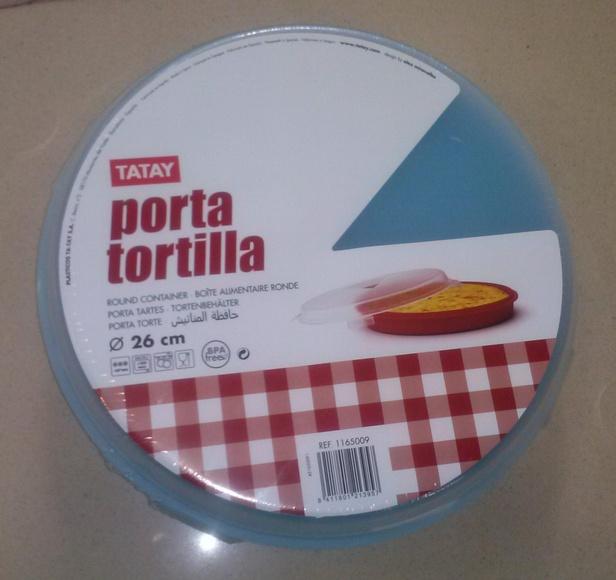 PORTA TORTILLAS